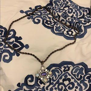 Loren Hope Long Pendant Necklace